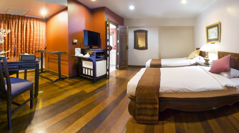 043-Siam Hritage-RT-ST-Superrior-room-twin-bed